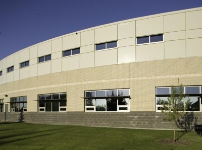 (5500 Fixed) South Division Police Station, AB, Canada; IBI Group, AB, Canada