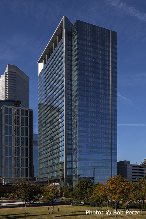 Corporate Office Tower, Houston, TX