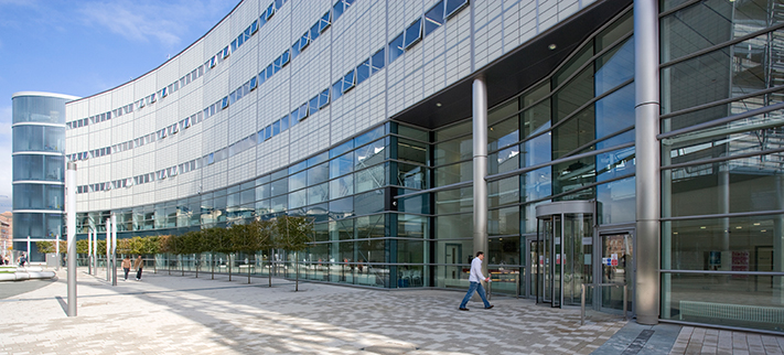 City Campus East, Northumbria University, Design and Law and Business School