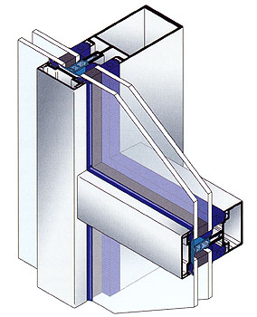 Curtain Wall Design product catalog: aa 100 design - curtain wall   arconic