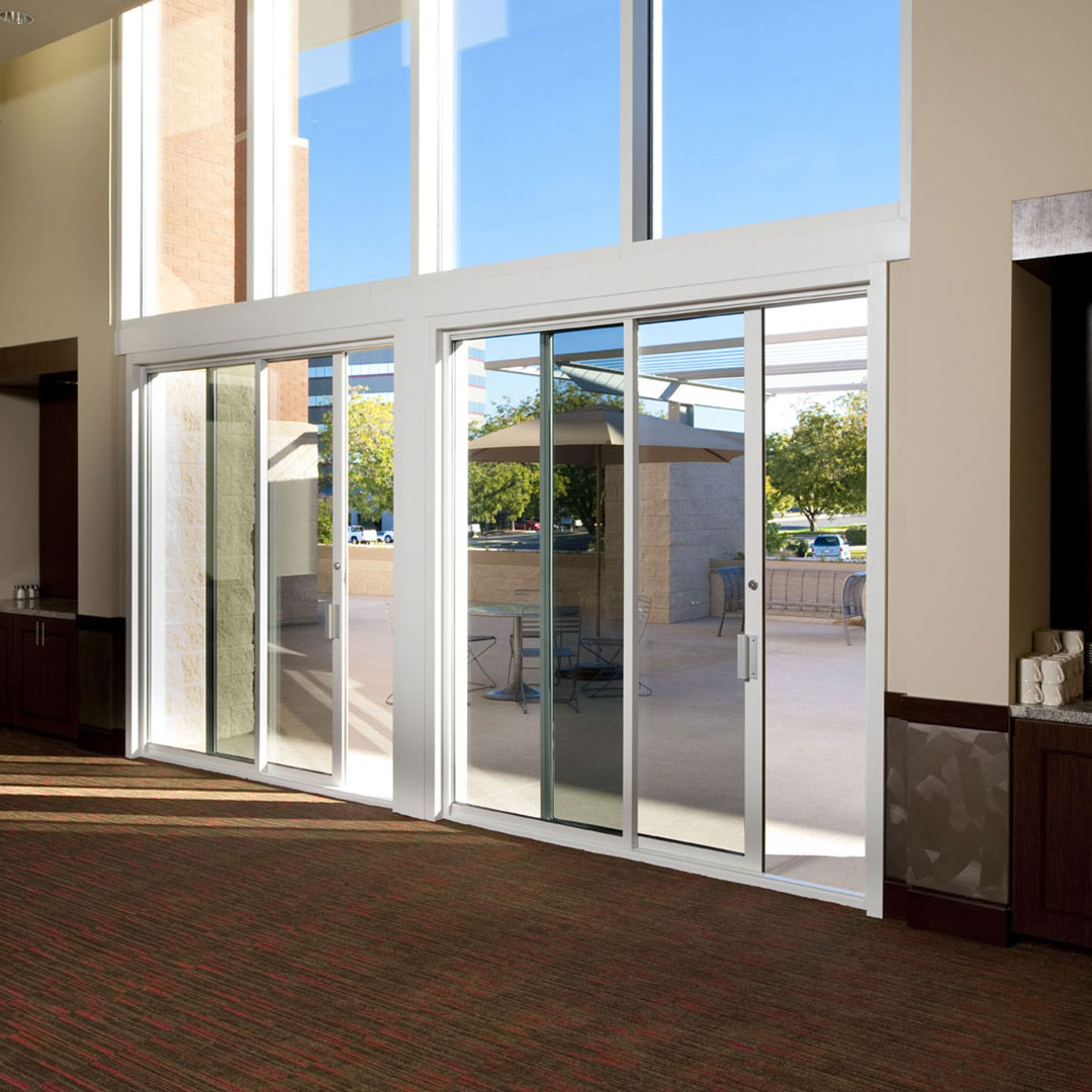 Product Catalog Commercial Sliding Door Systems Aluminum