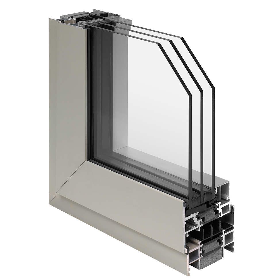 Product catalog optiq thermal architectural fixed for Thermal windows