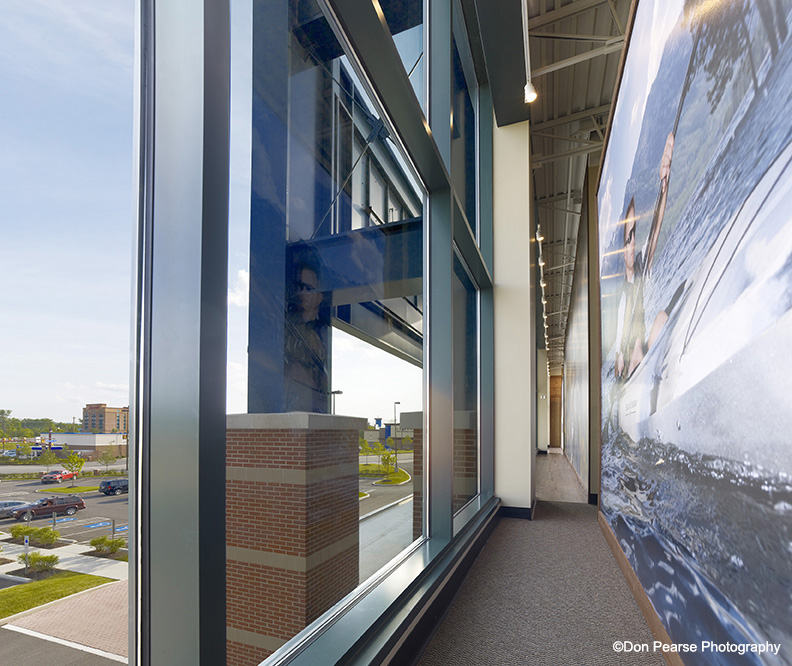 Product Catalog: Hurricane Resistant Thermal Curved Curtain Wall ...