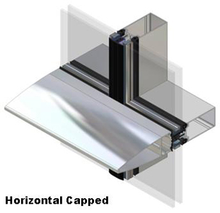 Product Catalog Aa 174 100 50mm Curtain Wall System Arconic